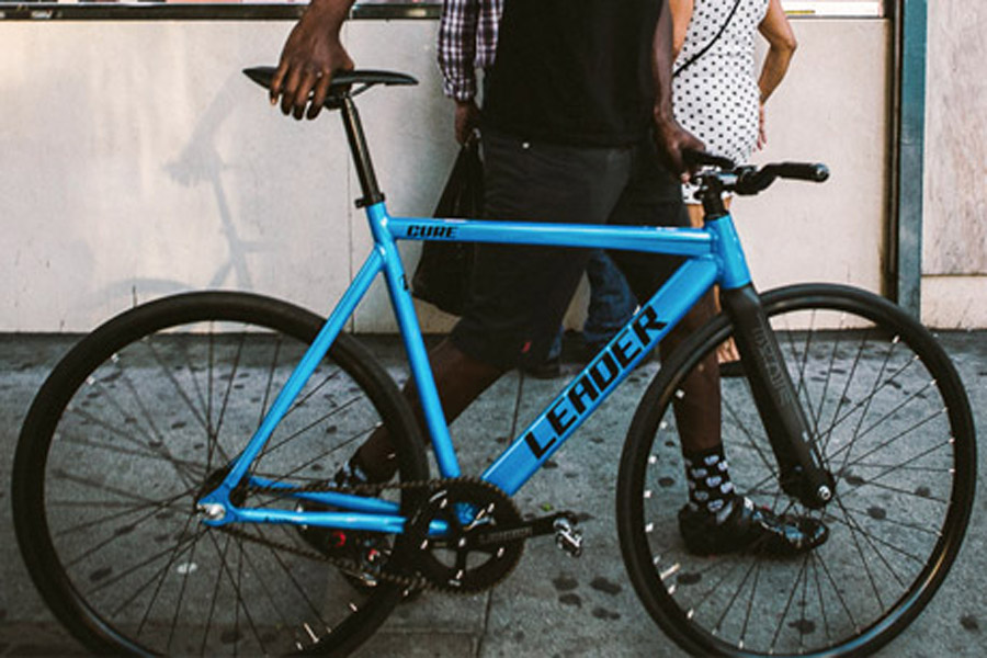 Leader Cure 2016 Frame - Blauw Caddy 2