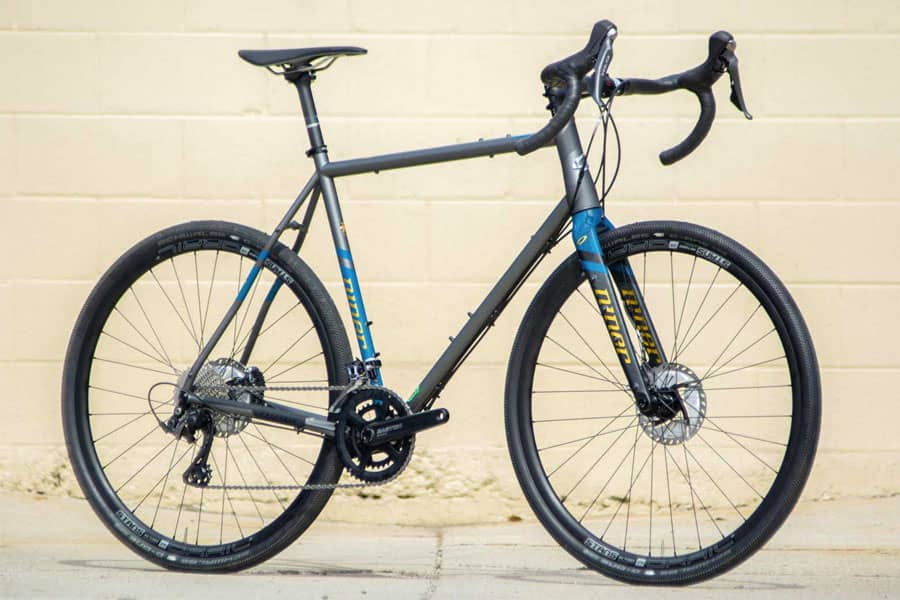 Gravel Bike Niner Bikes RLT 9 STEEL Grey