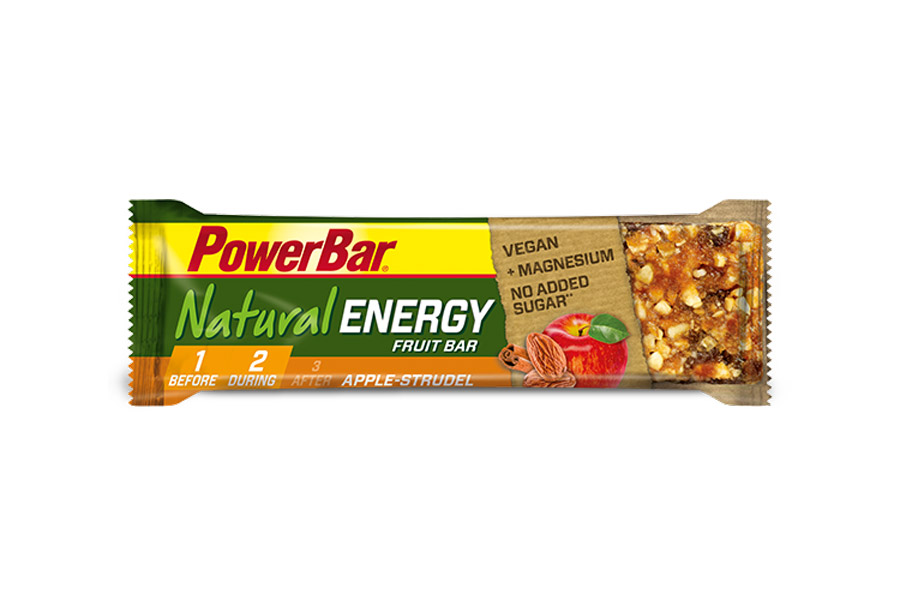 PowerBar Natural Energy Apple Strudel Energiereep