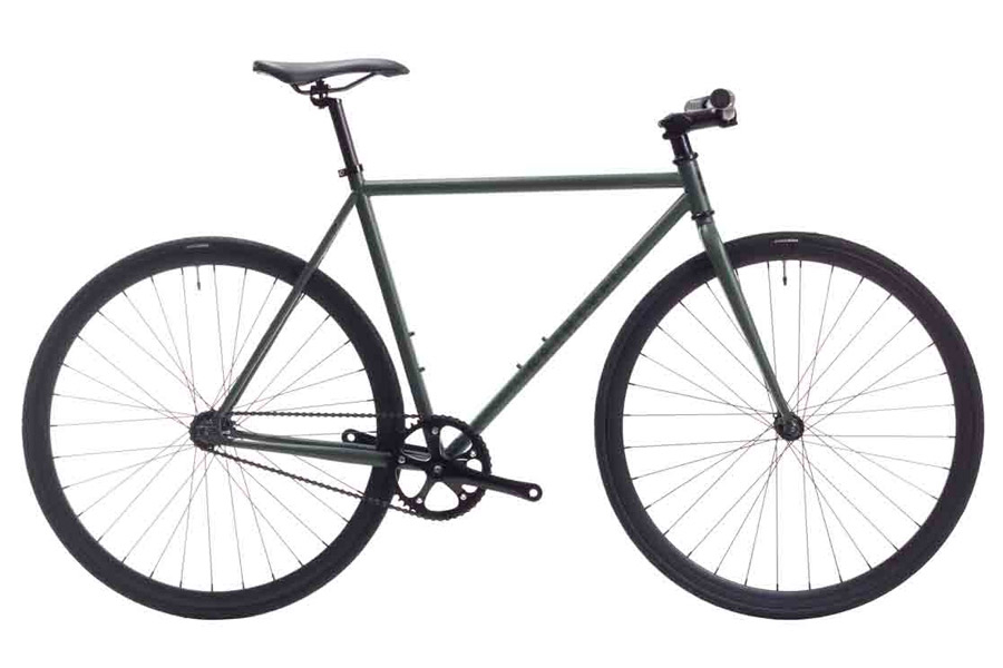 Beretta Camo Single Speed Fiets