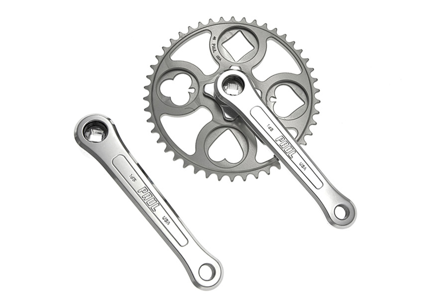 Paul Royal Flush 48T Crankset