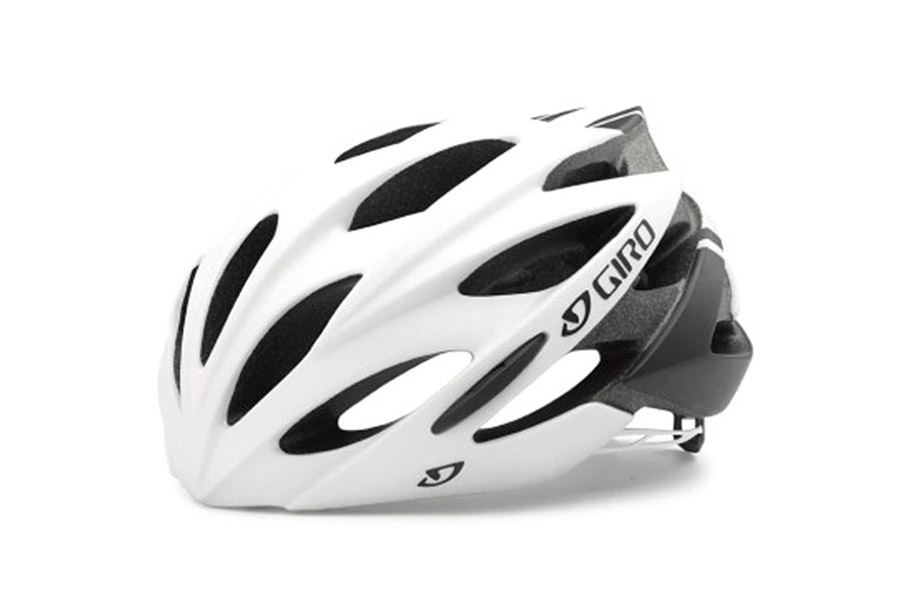 Giro Savant 2015 Helm - Wit