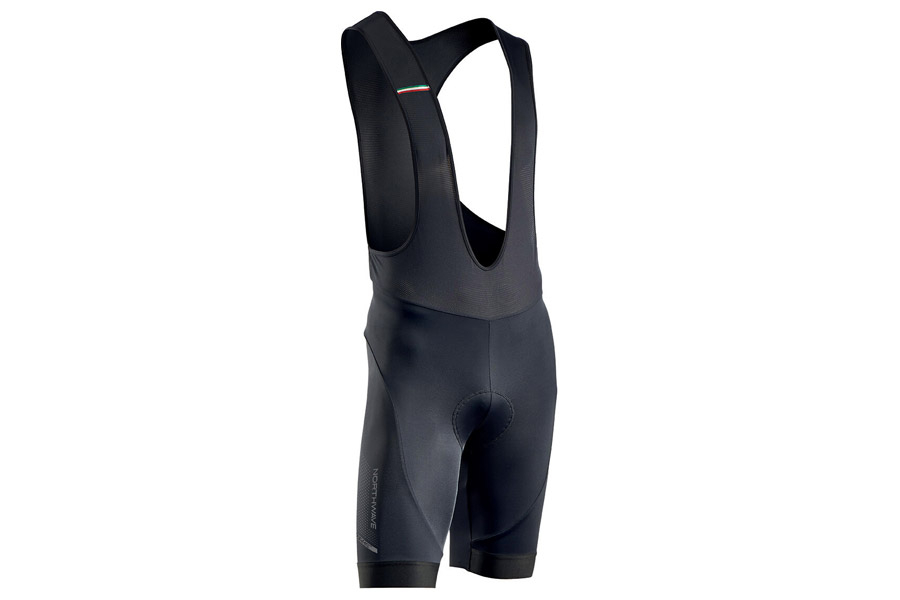 Northwave Dynamic Gel Fietsbroek - Zwart