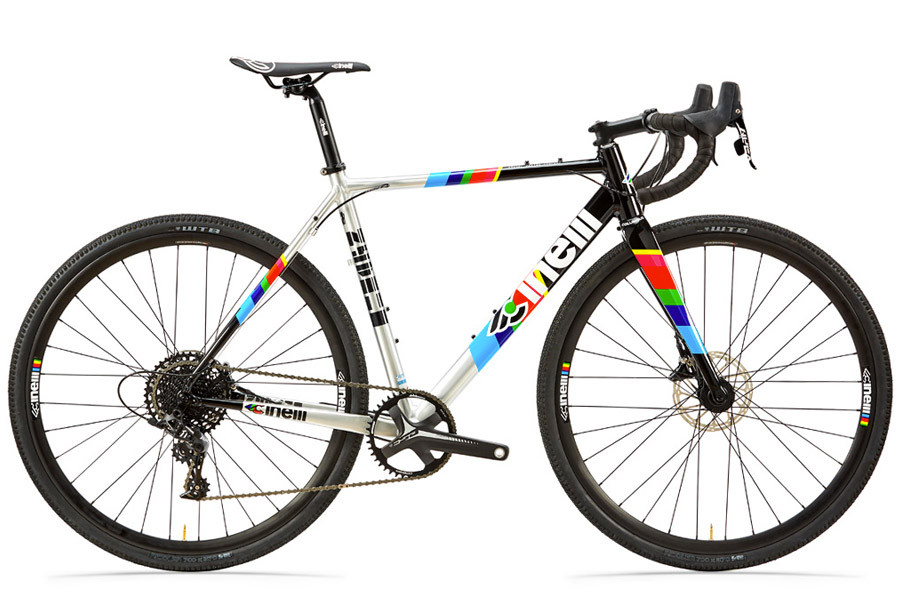 Cinelli Zydeco 2020 Gravel Fiets - Full Color