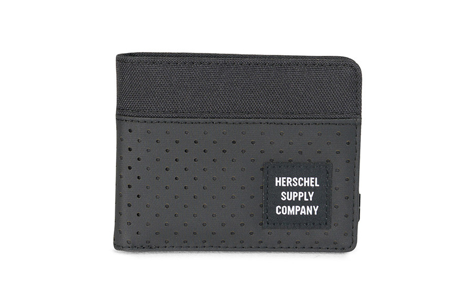 Herschel Roy Portefeuille - Black Aspect Collection