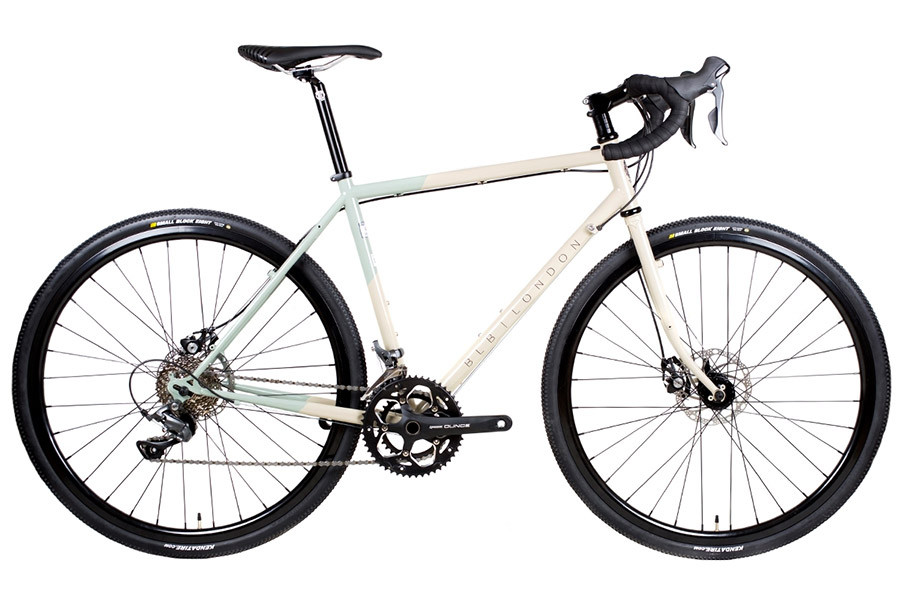 BLB Hitchhiker Gravel Fiets - Army/Sand