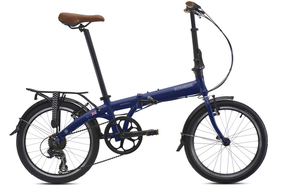 Bickerton Junction 1507 Country Vouwfiets - Blauw