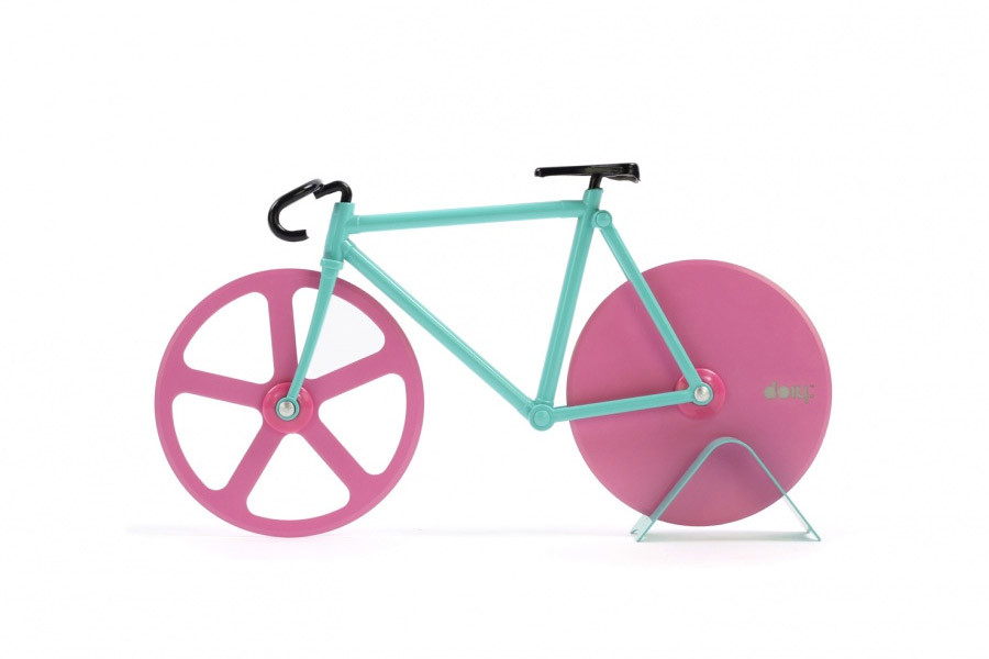 Doiy The Fixie Pizzasnijder - Watermelon