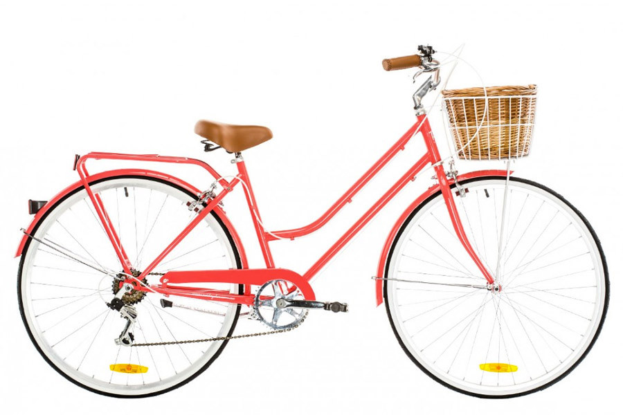 Reid Classic Plus 7V Damesfiets - Watermelon