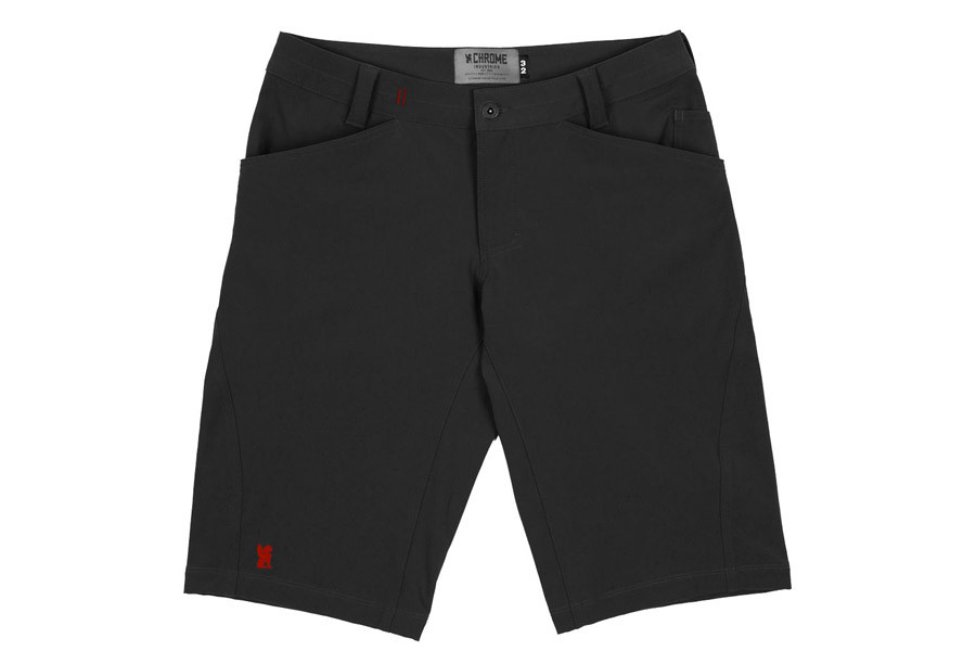 Chrome Industries Union 2.0 Fietsshorts - Zwart