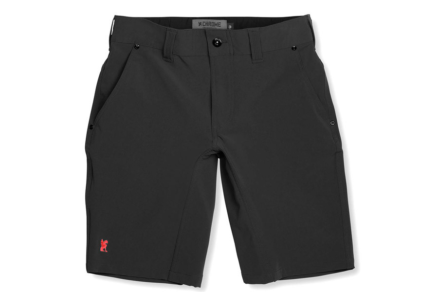Chrome Industries Folsom 2.0 Fietsshorts - Zwart