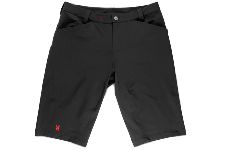 Chrome Industries Union Fietsshorts - Zwart