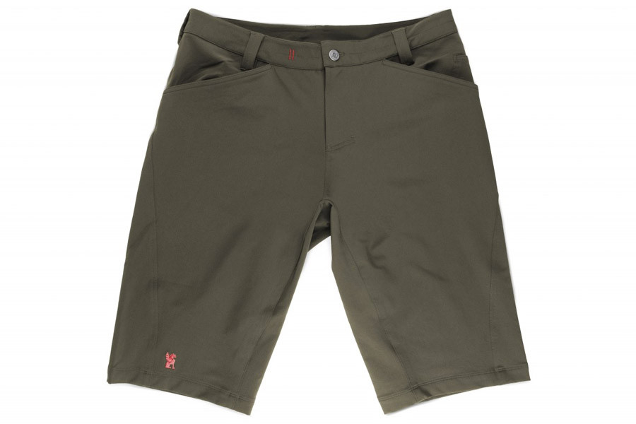 Chrome Industries Union fietsshorts - Olijf