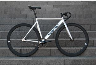 Track Fiets Fabric Air+ Space Grey