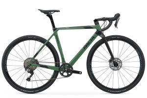 Basso Bikes Palta Gravel Fiets - Army Green