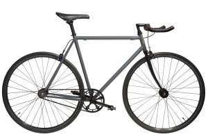 Jitensha Concrete/Black/Black Single Speed Fiets