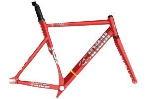 Cinelli Vigorelli Track Shark Frameset - Red Alert