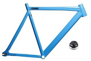 Leader Cure Frame - Blauw Caddy