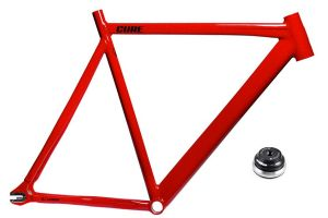 Leader Cure Frame - Rood