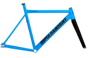 Polo and Bike Williamsburg New Gen Frameset -Blauw