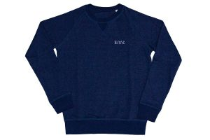 Escapada Cycling Blauw Sweatshirt