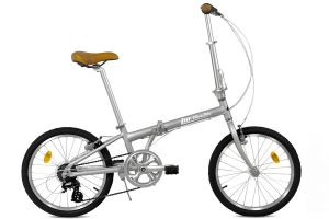 FabricBike Folding 7V Vouwfiets - Space Grey