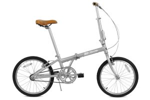 FabricBike Folding Vouwfiets - Space Grey