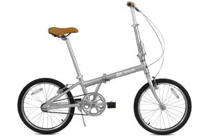 FabricBike Folding Vouwfiets - Space Grey & Black