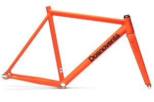 Dosnoventa Detroit Frameset - Orange Army Matt