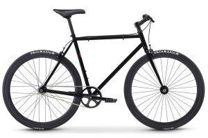 Fixie Fiets Fuji Bikes Declaration 2021 Satin Black