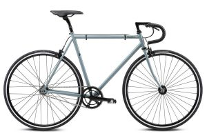 Fuji Bikes Feather Fixie Fiets 2021 - Cold Gray