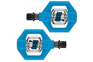 Crank Brothers Candy 1 Pedalen - Blauw