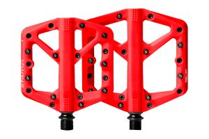 Crank Brothers Stamp 1 Pedalen - rood