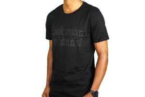 Look Mum No Hands! Mechanics Greaseproof T-shirt