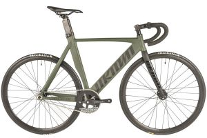 Unknown Singularity Fixie Fiets - Army Green