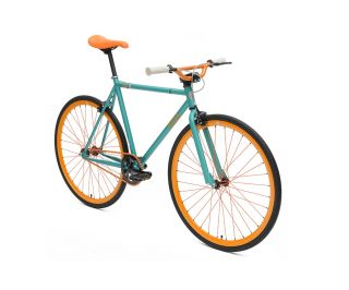 Fixie Fiets Chill Bike Base Turquoise