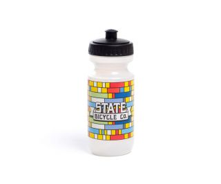 State Bicycle x The Simpsons Color Block Bidon