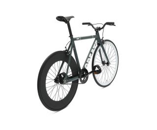 Fixie Fiets Create CRARMY/WHT