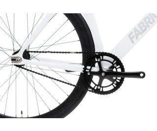 Track Fiets Fabric Air+ Wit