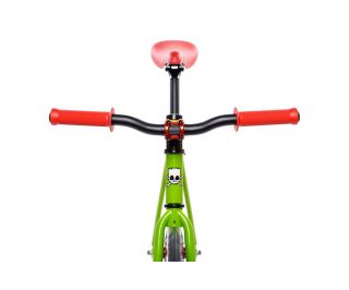 State X The Simpsons - Skull & Cross Bart Fixie Fiets