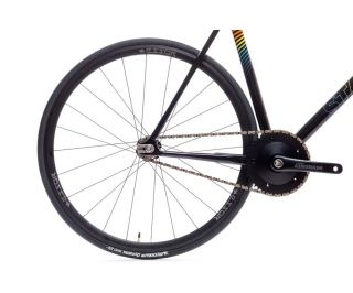 State Undefeated 2 Black Prism Edition Track Fiets