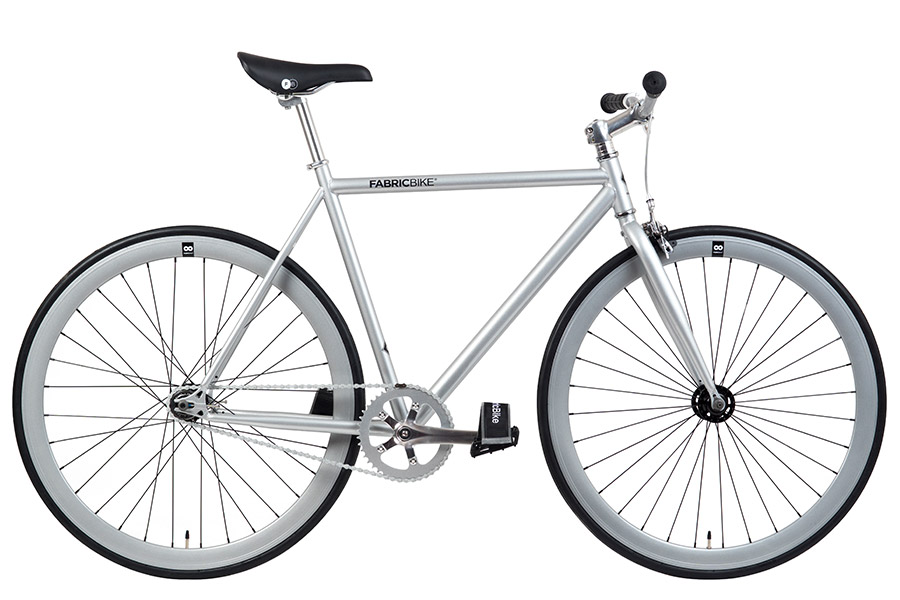 Fixie Fiets FabricBike Space Grey