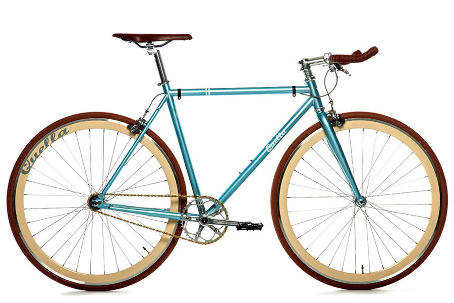 Quella Varsity Cambridge Premium Fixie Fiets