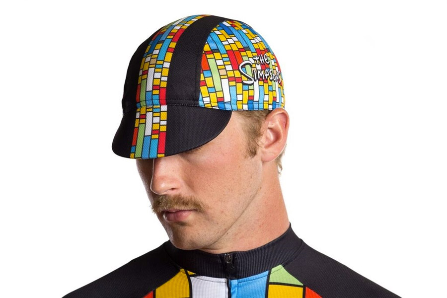 State Bicycle x The Simpsons Color Block Cap