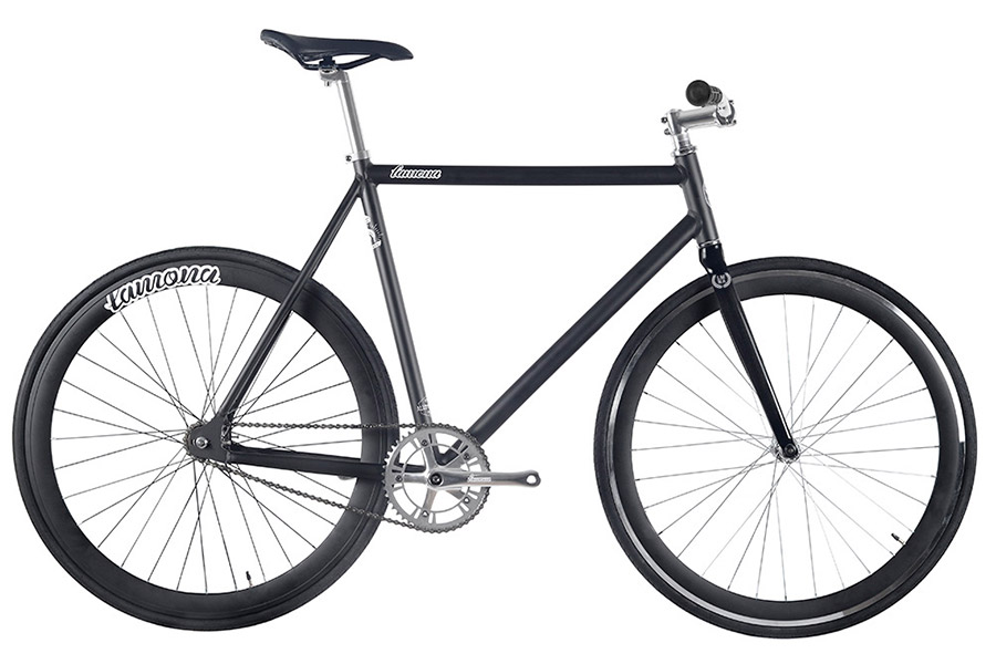 Lamona Arion Carbon Fixie Fiets