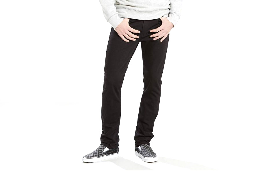 Levi's Commuter Pro 511 Slim Fit Jeans - Stay Dark