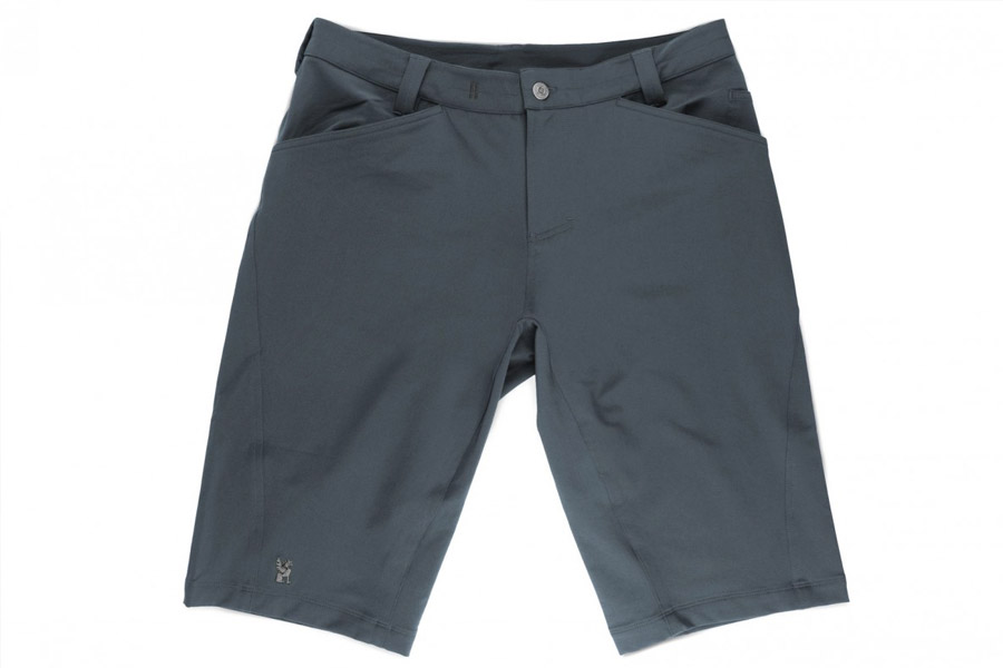 Chrome Union fietsshorts - Indigo