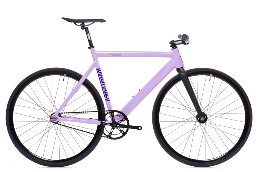 State Premium Black Label V2 Fixie Fiets - Purple