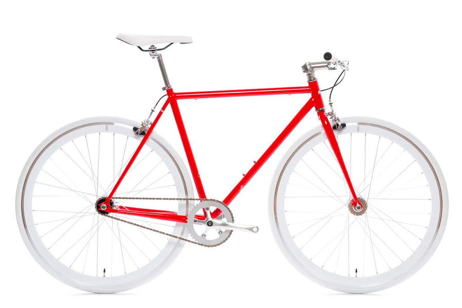 State Hanzo Fixie Fiets