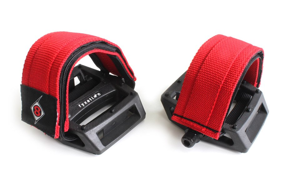Or8 fixedgear Strap - Rood